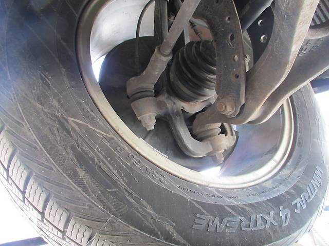 бу Тормозний диск 2.5 TDI Volkswagen Touareg Туарег в Ровно
