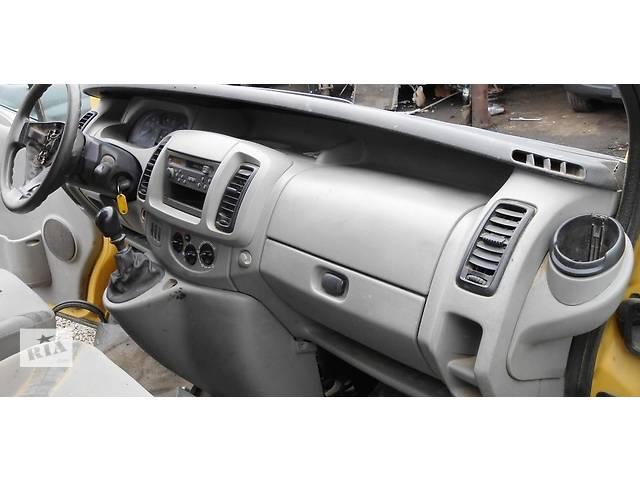 Торпедо/накладка, Комплект на английца/ англичанина Renault Trafic 1.9, 2.0, 2.5 Рено Трафик (Vivaro, Виваро)- объявление о продаже  в Ровно