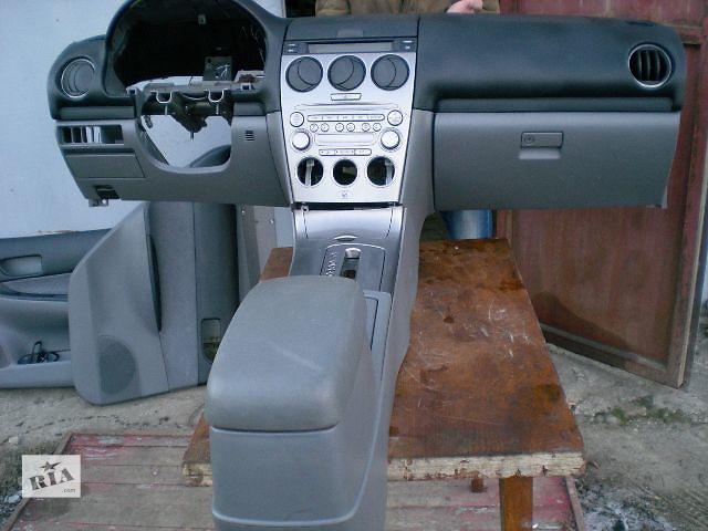 купить бу Торпедо/накладка  Mazda 6 в Луцке