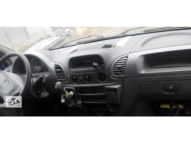 Торпедо/накладка, панель Mercedes Sprinter Мерседес Спринтер 903, 2.2; 2.7 CDI OM611; 612 (2000-2006 г.в)- объявление о продаже  в Ровно