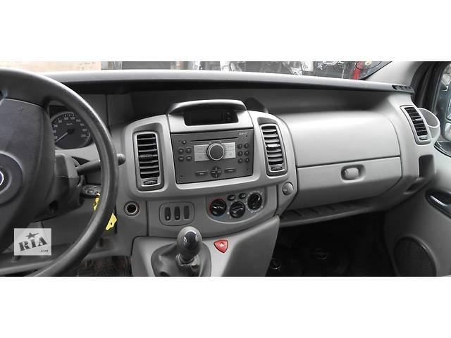 Торпедо/накладка, торпеда панель Opel Vivaro Опель Виваро Renault Trafic Рено Трафик Nissan Primastar- объявление о продаже  в Ровно