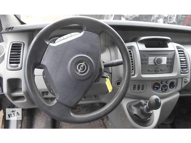 купить бу Торпедо/накладка, торпеда панель Renault Trafic Рено Трафик Opel Vivaro Опель Виваро Nissan Primastar в Ровно