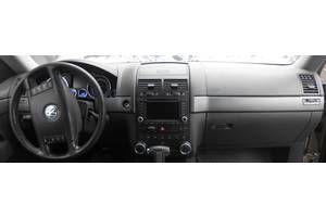 Накладки Volkswagen Touareg