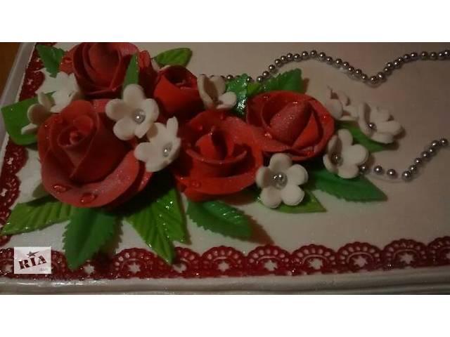 продам торти на замовлення Продукты питания бу в Тернополе