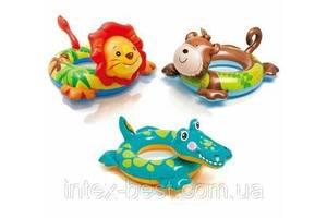 Новые Пляжные надувные игрушки и бассейны Intex