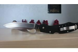 б/у Ножи туристические Spyderco