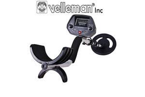 Нові Металошукачі Velleman