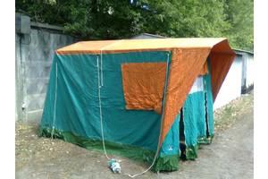 б/у Палатки двухместные