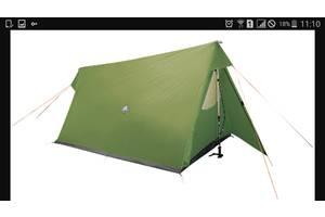 б/у Палатки двухместные Vaude