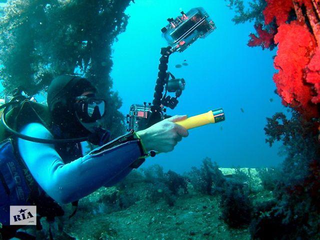 бу Товары для подводной охоты Фонари для подводной охоты POP Lite F2 новый в Киеве