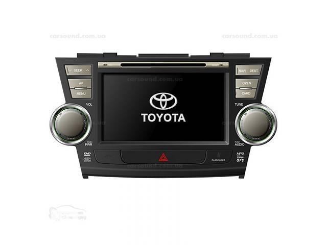 купить бу Toyota Highlander 2 din магнитофон в Измаиле