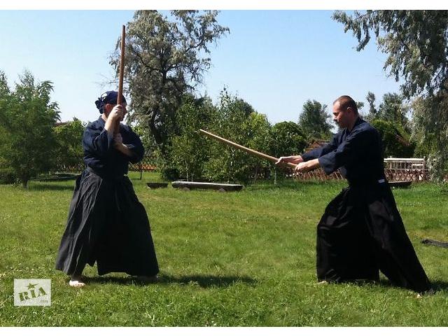 купить бу Традиционные японские школы боевых искусств (кендзюцу,бодзюцу нагинатадзюцу,дзюдзюцу) в Днепре (Днепропетровск)
