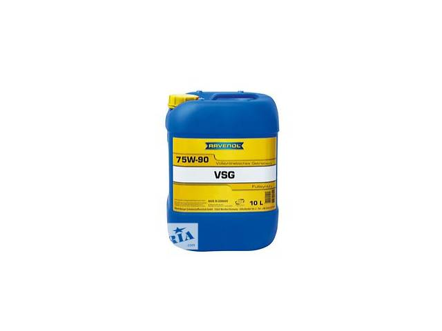 бу Трансмиссионное масло для МКПП Ravenol VSG SAE 75W-90; 10 л. в Запорожье