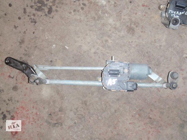 продам трапеция дворников с моторчиком для Skoda Octavia A5, 2004-08, 1Z1955119A бу в Львове