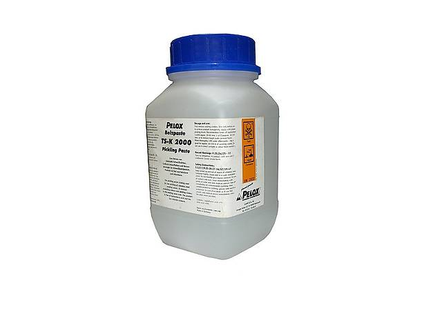 купить бу Травильная паста TS-K 2000 PELOX для обработки участка сварного шва и удаления локальной коррозии  в Николаеве