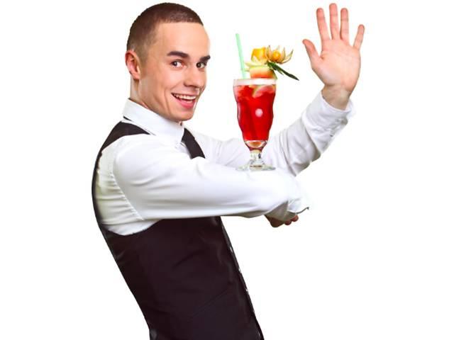 продам Требуется бармен-официант бу в Николаеве