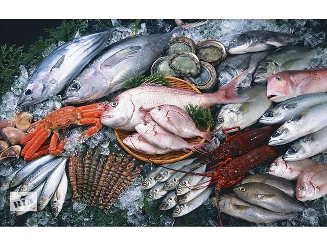 бу Требуется реализатор на продажу рыбы в Запорожье