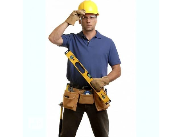 бу Требуются рабочие строительных специальностей в Харьковской области