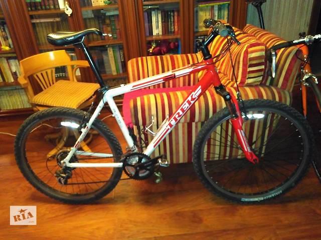купить бу Trek 3700 розмір рами 19,5 велосипед в Киеве