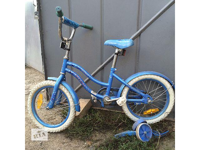 бу Двухколесный детский велосипед 16 дюймов (на возраст от 5 лет) в Виннице