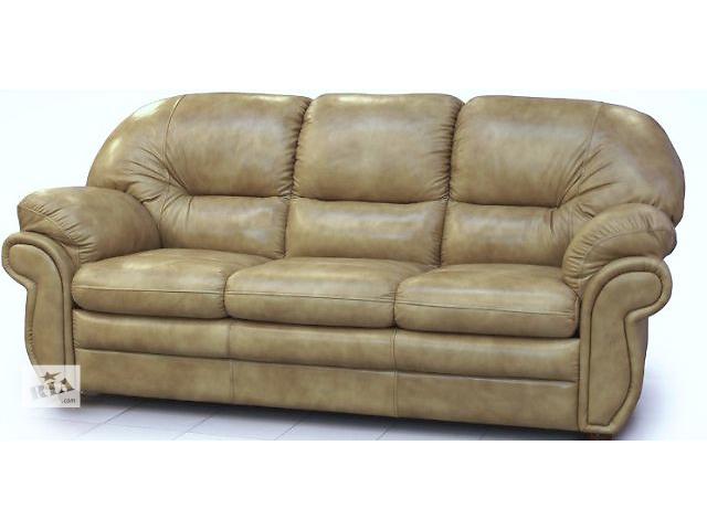 продам Трехместный диван из ткани Кардинал Sofa, в наличии бу в Киеве