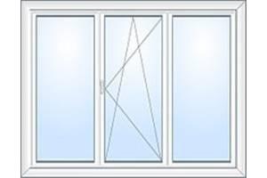 Новые Металлопластиковые окна REHAU