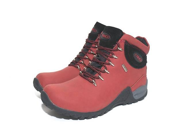 купить бу Трекинговые ботинки Natural Fanco Red в Львове