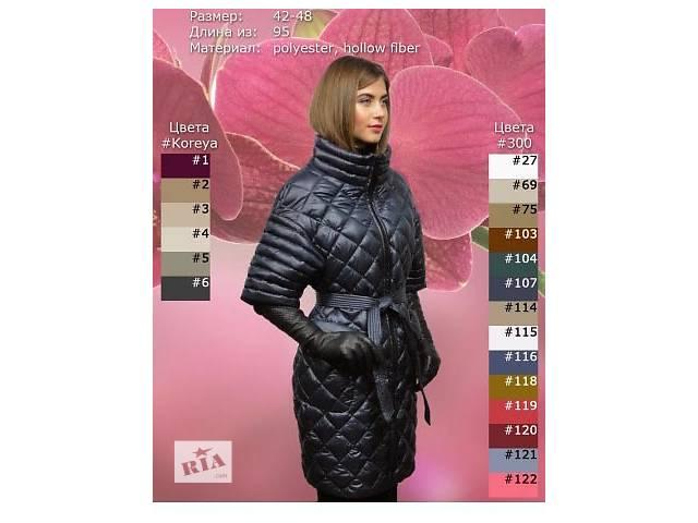 купить бу Трендовые модели осенне-весенних пальтишек в Харькове