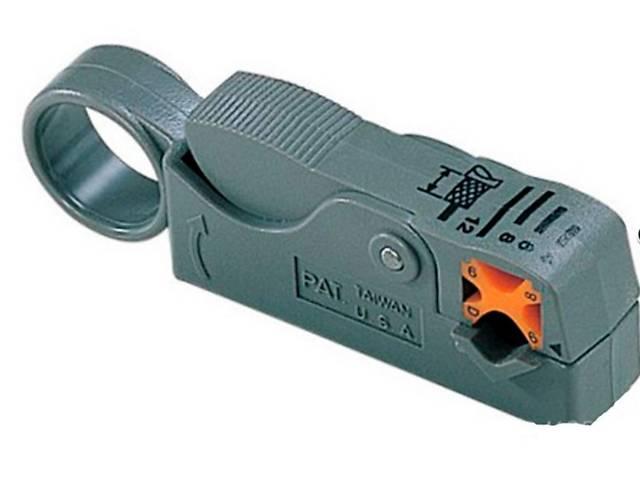 Нож для разделки коаксиального кабеля нож cold steel spartan 215 реплика