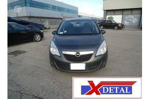 Тросы ручного тормоза Opel Meriva