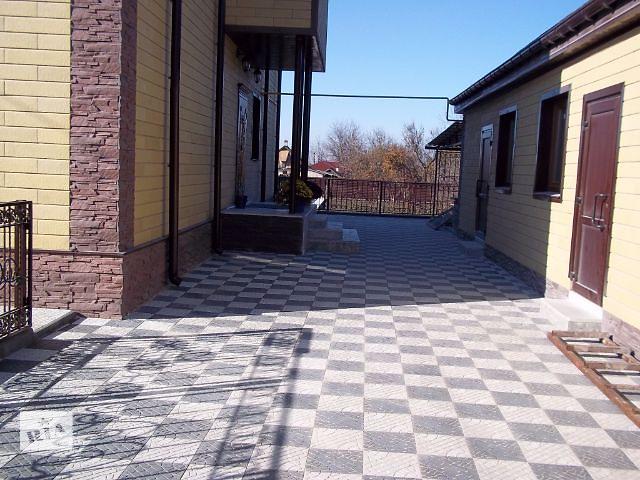 продам Плитка тротуарная «Старая Прага» от «Донрок», Акция Готовь Фасад зимой бу в Донецке