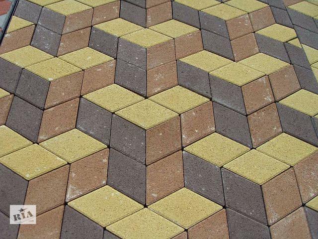 Тротуарная и фасадная плитка ТМ Золотой мандарин и клинкерная плиткаCERRAD- объявление о продаже  в Обухове