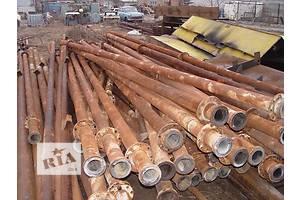 Труба 108х5 мм. длина 6 м., хороший вариант под опоры