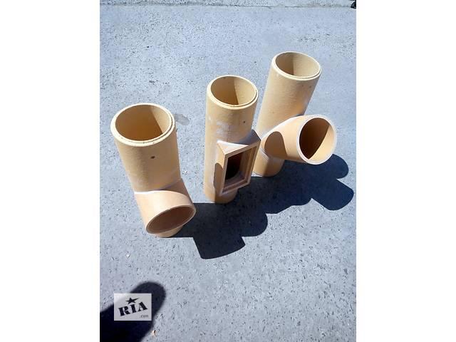 продам Трубы для дымохода керамические HART продам бу в Киеве