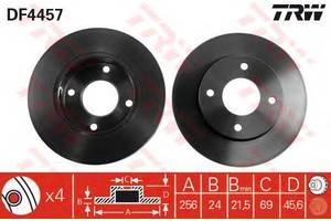 Тормозной диск Mitsubishi