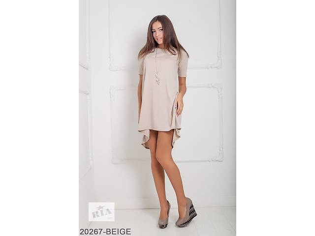 Трикотажное платье- объявление о продаже  в Запорожье