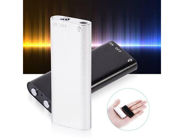 TS080 Диктофон мини 8 ГБ цифровой аудио-рекордер MP3 Плеер - объявление о продаже  в Киеве