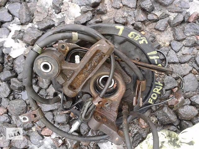 бу Цапфа задняя или задний поворотный кулак Subaru Forester S11, 2005-2007 год, 2.0 бензин. в Киеве