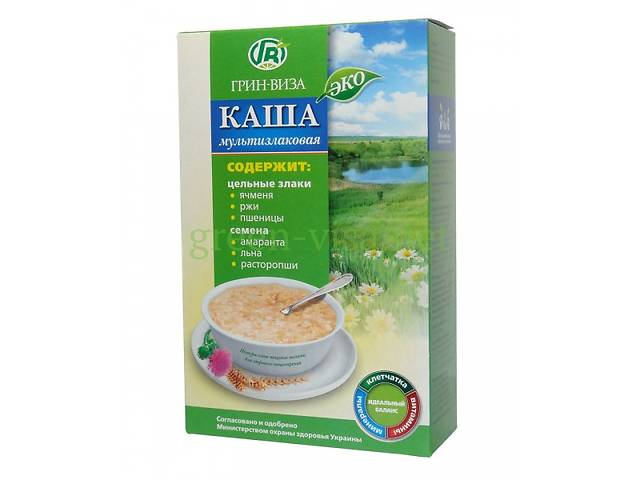 купить бу Цельнозерновые каши  в Украине