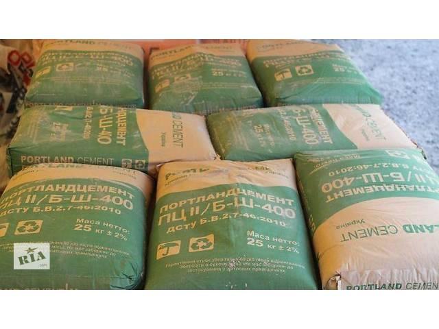 купить бу Цемент М400 в Броварах