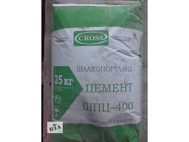 продам Цемент ПЦ- 400 Новоросцемент бу в Симферополе