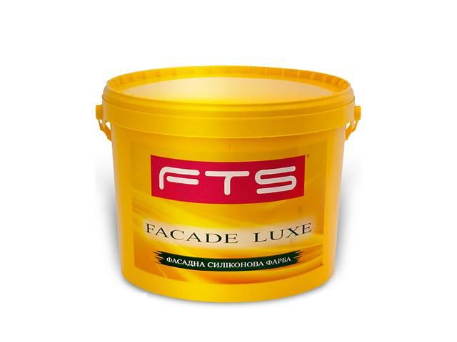 продам Фасадная силиконовая краска FTS FACADE LUXE 10 л. бу в Полтаве