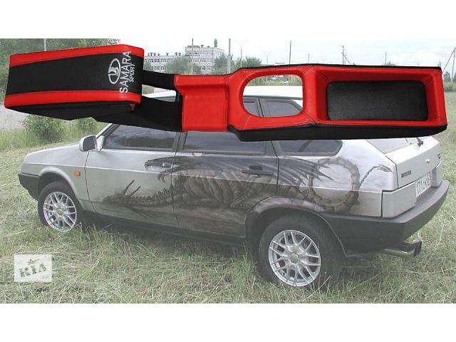 Центральная консоль на Жигули 2108. Цвет: Синий. Черный. Серый. Красный.- объявление о продаже  в Луцке
