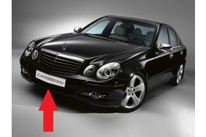 Новые Решётки бампера Mercedes E-Class