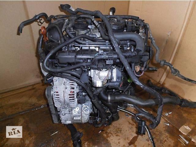 купить бу TSI RS CCZ Б/у двигатель для легкового авто Skoda Octavia A5 RS в Львове