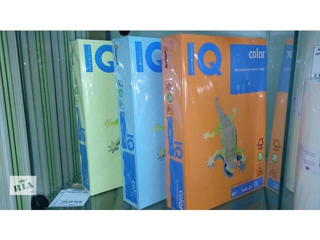 купить бу Цветная бумага в Донецке
