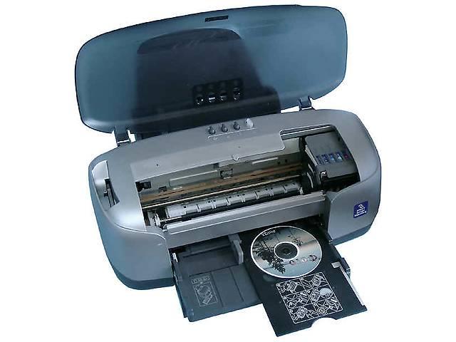 Цветной струйный принтер Epson Stylus Photo 950 с чернильной системой- объявление о продаже  в Киеве
