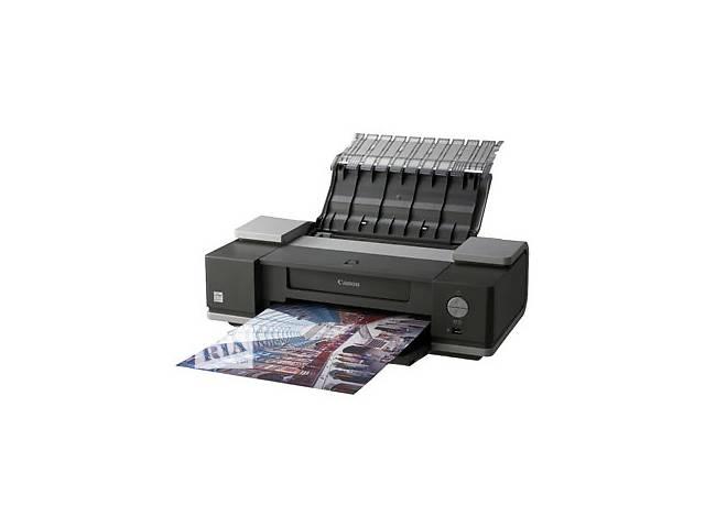 Цветной струйный принтер (фотопринтер) А3 Canon PIXMA iX5000- объявление о продаже  в Киеве