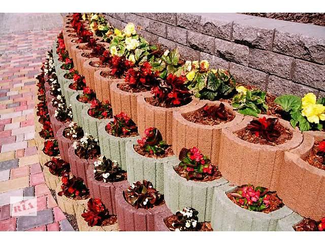 продам Цветники бетонные бу в Василькове