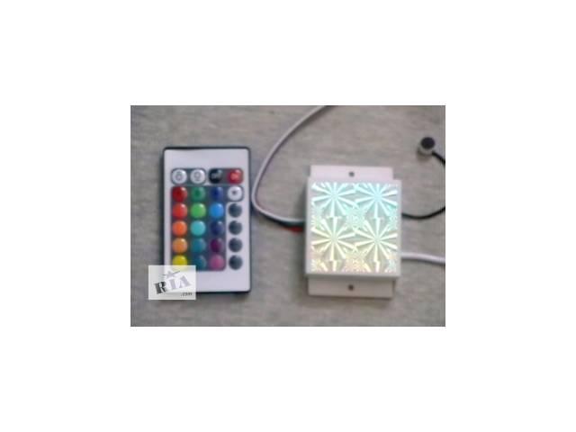 бу Цветомузыка-цветомузыкальный контроллер в Черкассах